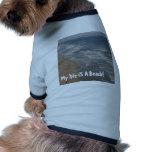 ¡Mi vida ES una playa! Camisetas Mascota