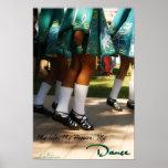 Mi vida, mi pasión, mi impresión de la danza posters