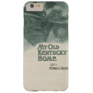 Mi viejo hogar de Kentucky Funda De iPhone 6 Plus Barely There