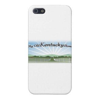Mi viejo hogar de Kentucky iPhone 5 Carcasas