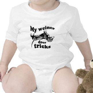 MI WEINER HACE camiseta de los TRUCOS