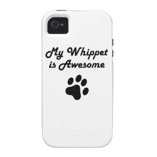Mi Whippet es impresionante iPhone 4/4S Fundas