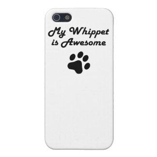 Mi Whippet es impresionante iPhone 5 Funda