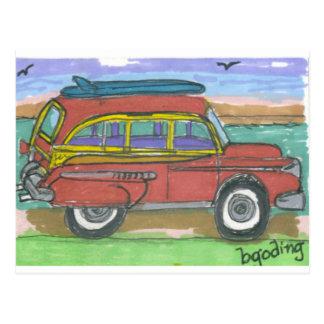 Mi Woody Postal