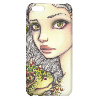 Mia and Onyx iPhone 5C Cover