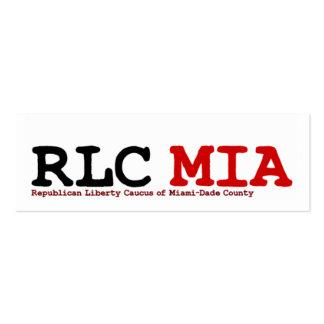 MIA de RLC flaco