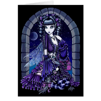 """Mia"" Fairy Greeting Card"
