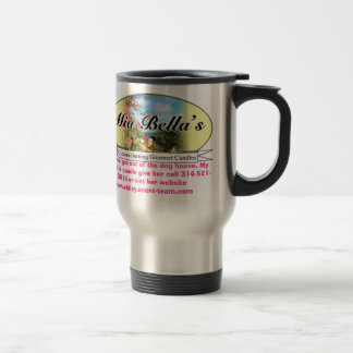 mia_label, Help me get out of the dog house. My... Travel Mug