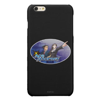 Mia making her point with Phoenix Glossy iPhone 6 Plus Case