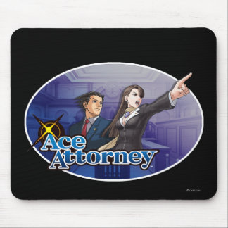 Mia making her point with Phoenix Mouse Pads