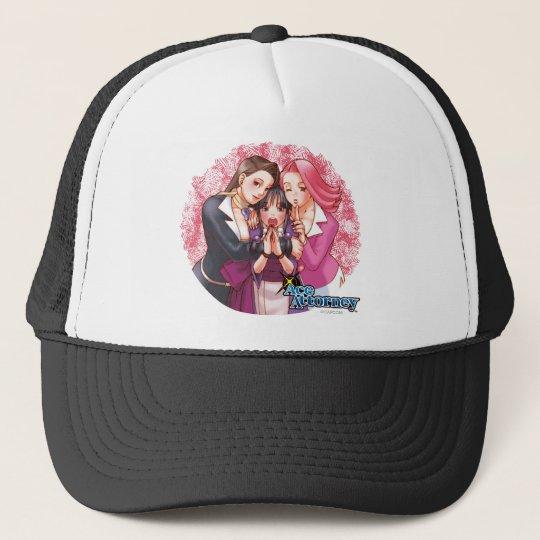 Mia, Maya & April Trucker Hat