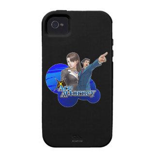 Mia & Phoenix iPhone 4 Cases