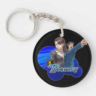 Mia & Phoenix Keychain