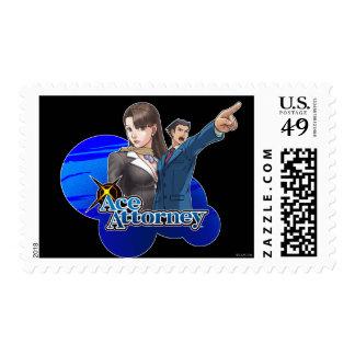 Mia & Phoenix Stamp