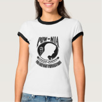 MIA / POW  ~ You Are Not Forgotten T-Shirt