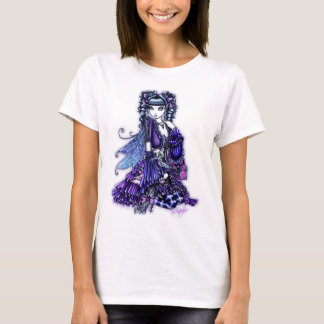 Mia Twilite Moon Fairy White T-Shirt