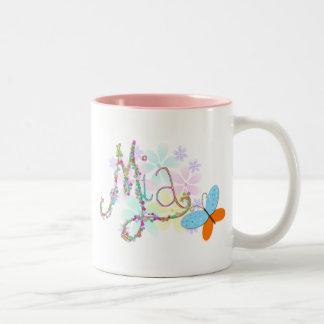 mia Two-Tone coffee mug