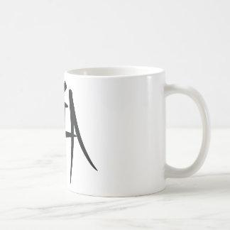 mia-typography coffee mug