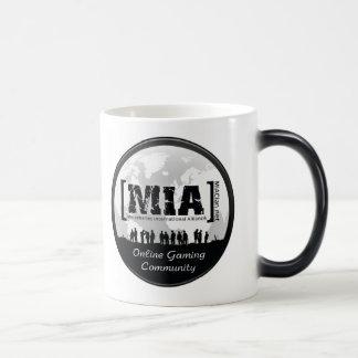 MIAClan.net Morphing Coffee Mug