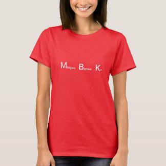 Miagao Banwa Ko! T shirt - MBK