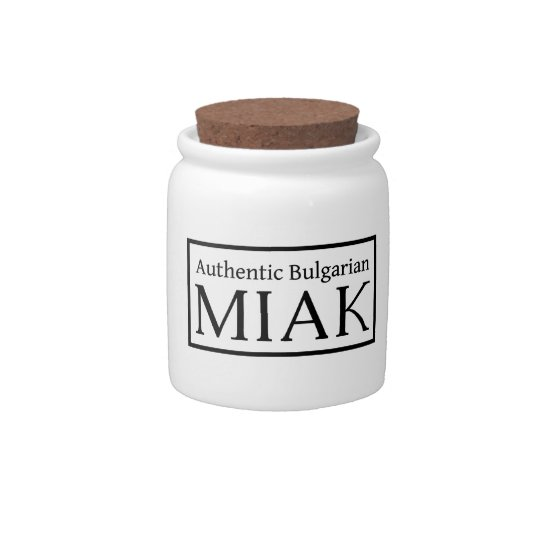 Miak Jar Candy Jars