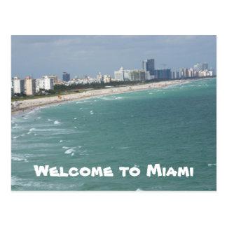 Miami 1 postal