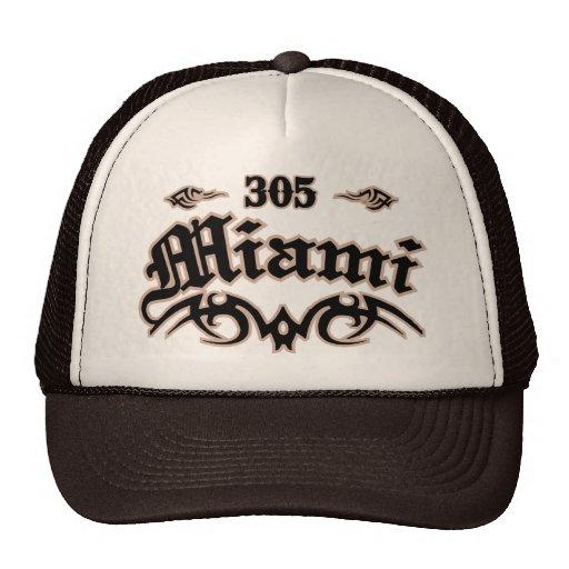 Miami 305 gorro