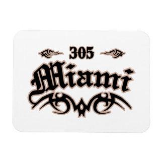 Miami 305 imán