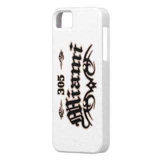 Miami 305 iPhone SE/5/5s case