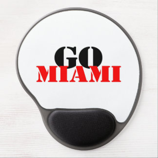 Miami Alfombrillas De Raton Con Gel