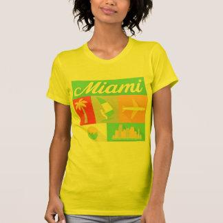 miami american city tshirt various colors