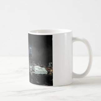 Miami at Night Coffee Mug