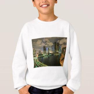 Miami at Night Sweatshirt