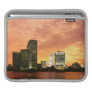 Miami at Sunset Sleeve For iPads