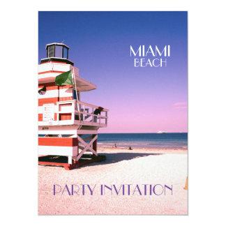 Miami Beach #01 Card