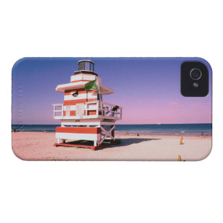 Miami Beach #01 iPhone 4 Cover