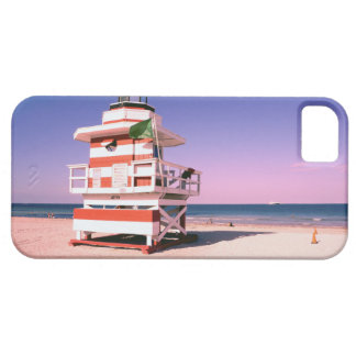 Miami Beach #01 iPhone SE/5/5s Case