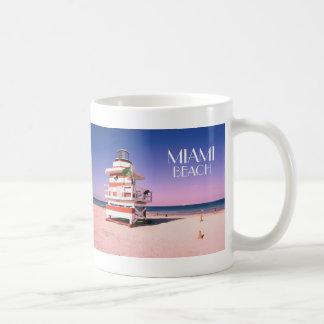 Miami Beach #01 Taza
