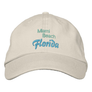 MIAMI BEACH 1 cap