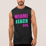 Miami Beach 305 Camisetas Sin Mangas