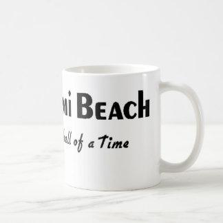 Miami Beach Crab Coffee Mug