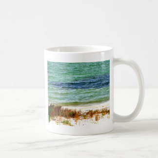 Miami beach florida coast picture art coffee mug