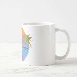 Miami Beach Florida  Est. 1870 Coffee Mug