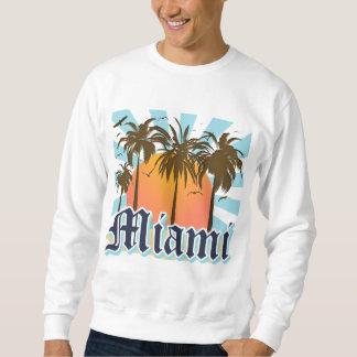 Miami Beach Florida FLA Sweatshirt