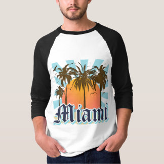 Miami Beach Florida FLA T-Shirt