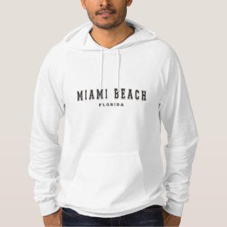 Miami Beach Florida Hoodie