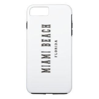 Miami Beach Florida iPhone 8 Plus/7 Plus Case