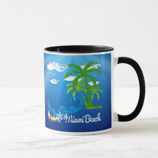 Miami Beach Florida Souvenir Mug