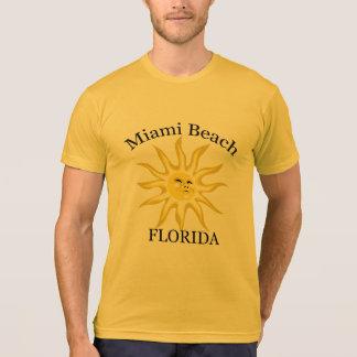 Miami Beach Florida Sun T-shirt