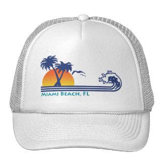 Miami Beach Gorras De Camionero